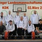 TLM KDK Mannschaft R2 2013