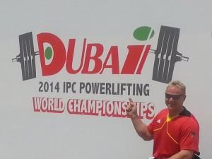 Mario WM Dubai 2014
