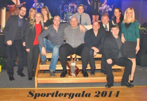 Sportgala 2014